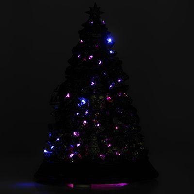 Lumida xmas weihnachtsbaum aus polyresin fiberglasbeleuchtung mit musik page 1 - Weihnachtsbaum fiberglas ...