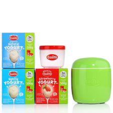 EASIYO  9 Beutel für 4,5kg Joghurt & Joghurtbereiter mini