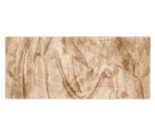 CASA FONDO  Läufer feiner Shaggy Marmor-Optik dicht gewebt