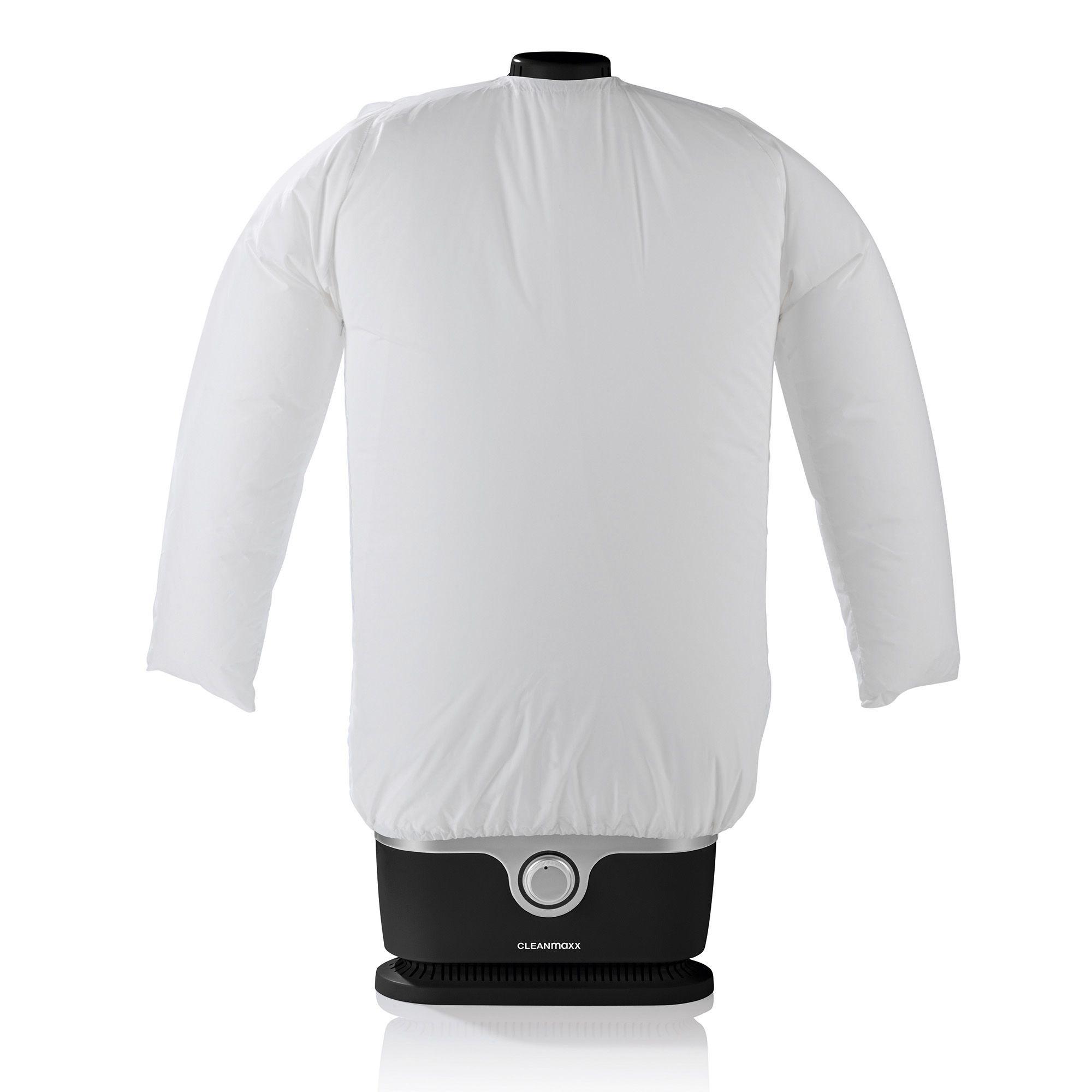 b8196b1edd2cc cleanmaxx® Hemden-   Blusenbügler vollautomatisch schonende Glättung - Page  1 — QVC.de