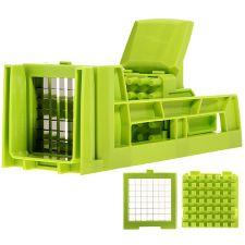 BONDIDOU  Stift- & Würfelschneider 2 Messereinsätze spülmaschinenfest