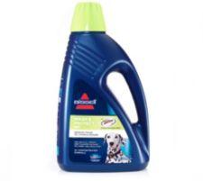 BISSELL  Wash & Protect Pet Teppich-Shampoo gegen Flecken & Gerüche, 1,5l Konz.