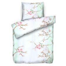 APRICASA  MF glatt gewebt Bettwäsche Traumfänger Einzelbett, 2tlg.