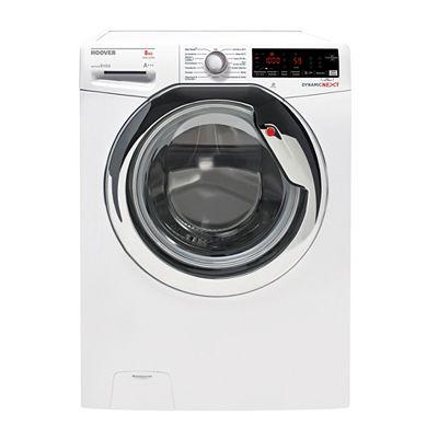 HOOVER Waschmaschine 8kg, Dampftechnik EEK A+++ (-40%) 5J Herstellergarantie DXOA Q48AHC7- Preisvergleich