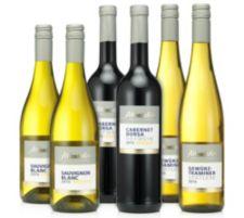 AFFENTALER WEIN  6 Flaschen Weine aus dem besonderen Fass Jg. 2015