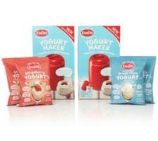 EASIYO  2 Joghurtbereiter & Joghurtpulver 4 Beutel 2 Sorten