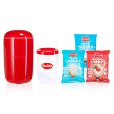 EASIYO  Joghurtpulver 3 Beutel für 3kg Joghurt & Joghurtbereiter