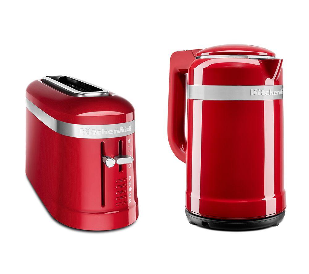 Kitchenaid Design Collection Frühstücks Set Toaster Wasserkocher