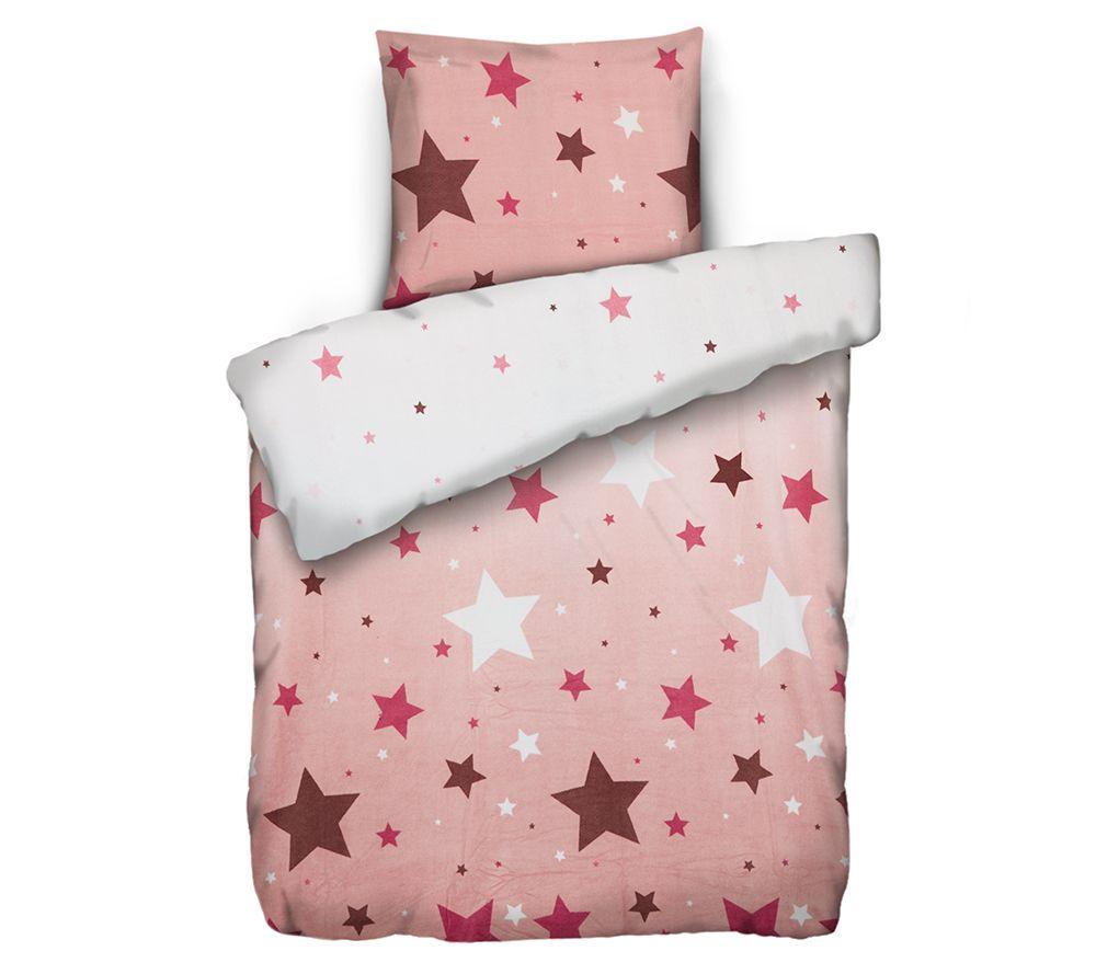 Polarstern Mf Flanell Fleece Bettwäsche Sternenfarbverlauf