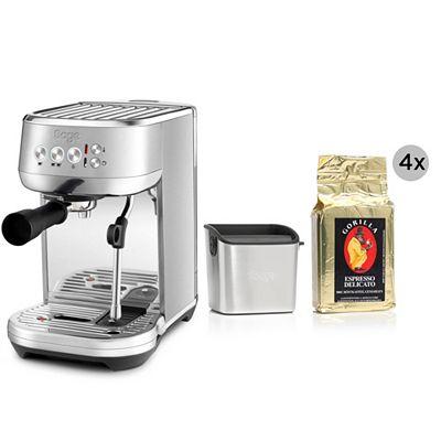 SAGE The Bambino? Plus Siebträger Espresso- maschine inkl. Milch- auffschäumer & Kaffee SE Preisvergleich