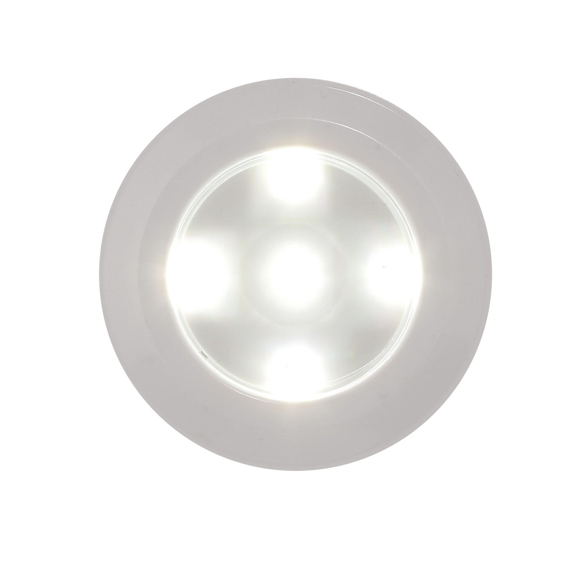 Led Pods Beleuchtungsspots Dimmbar Timerfunkt Inkl Fernbedienung 6 Stuck Qvc De