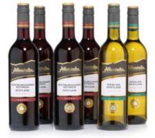 AFFENTALER WEIN  6 Flaschen Spätlese-Weine GOLD-prämiert Jg. 2015