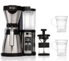 NINJA  Kaffee Bar 1.700W inkl. Thermokanne & 2x 300ml Becher