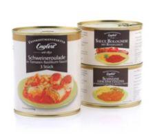 FEINKOST ENGLERT  italienische Frühlingsküche 3 Sorten Inhalt 1.600g