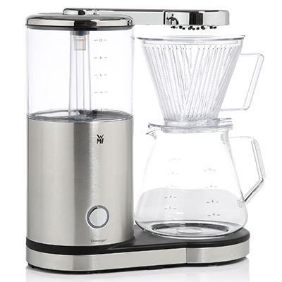 wmf aromamaster glas kaffeemaschine cromargan inkl. Black Bedroom Furniture Sets. Home Design Ideas