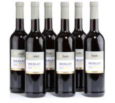 AFFENTALER WEIN  6 Flaschen Wein Das besondere Fass Jg. 2015