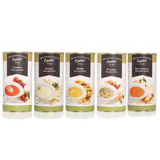 FEINKOST ENGLERT  Suppenpaket 5 Sorten je 550ml Inhalt 2.750ml
