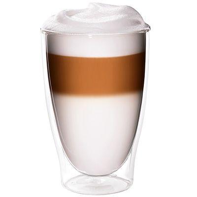 tchibo latte machiato gl ser set doppelwandig 4 st ck page 1. Black Bedroom Furniture Sets. Home Design Ideas