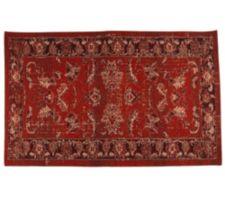 CASA FONDO  Teppich Chenille-Optik orientalisches Design ca. 120x180cm