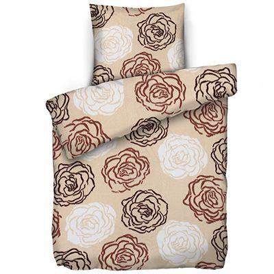 badizio mf pl schtrikot bettw sche rosen einzelbett 2 tlg page 1. Black Bedroom Furniture Sets. Home Design Ideas