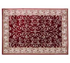 CASA FONDO  Teppich, dicht gewebt handgeknüpfte Optik Ornamentranke Florhöhe ca. 1,2cm