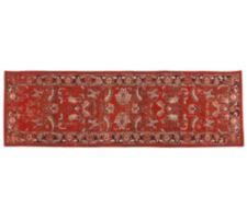 CASA FONDO  Läufer Chenille-Optik orientalisches Design flach gewebt ca. 80x250cm