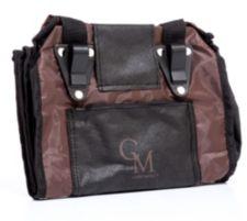 CARRY MORE  Einkaufstaschen mit Halte-Clips wiederverwendbar 2 Stück