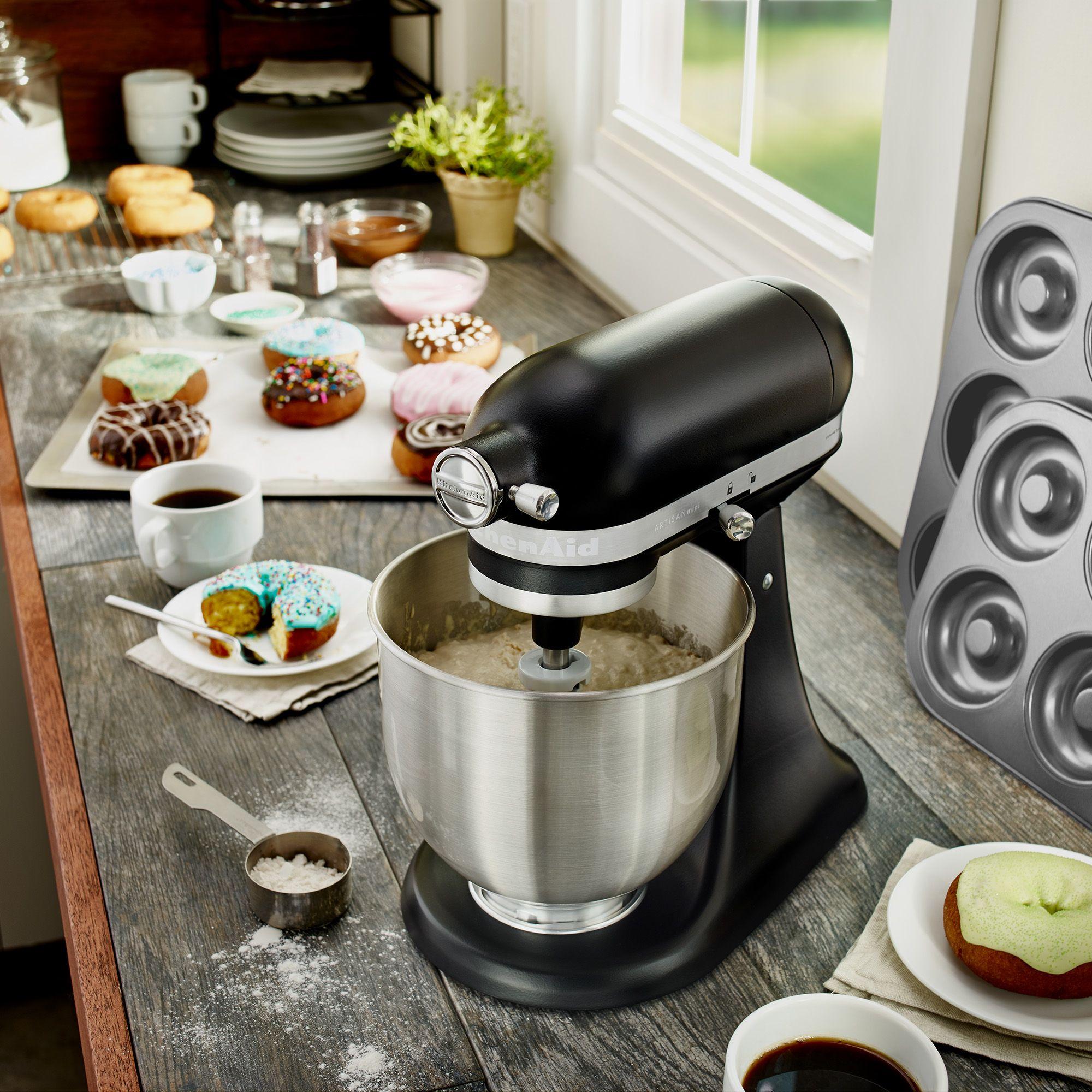 KITCHENAID® Mini- Küchenmaschine inkl. Spritzschutz ...