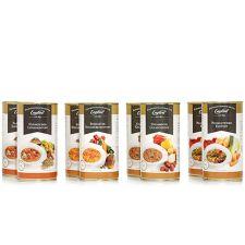 FEINKOST ENGLERT  kulinarische Suppenwelt 8 Dosen Inhalt 4.400ml