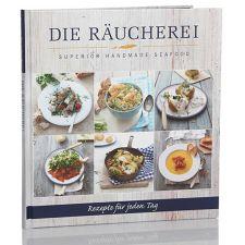 DIE RÄUCHEREI  Rezeptbuch 51 Rezepte auf 125 Seiten