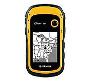 Garmin eTrex 10 Handheld GPS Receiver - E253600