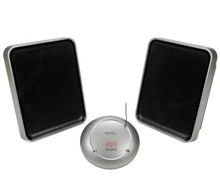 Royal WES600 900MHz Wireless Speaker System
