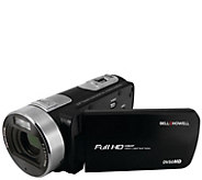 Bell and Howell 20-Megapixel 1080p DV50HD Fun-Flix Camcorder - E296401