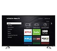 Hitachi 55 Class 4K HDR Roku TV - E298601
