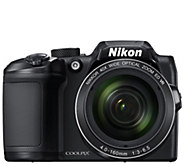 Nikon Coolpix B500 Digital Camera with 40X Optical Zoom - E295402