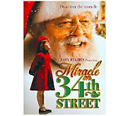 Miracle on 34th Street DVD - E263703