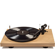 Crosley Radio Two-Speed Manual Turntable Deck -Natural - E293203
