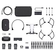 DJI Mavic Air Fly More Combo Pack - Arctic White - E293903