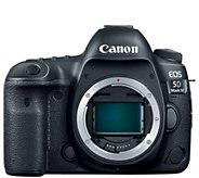 Canon EOS 5D Mark IV DSLR Camera Body - E290304