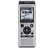 Olympus WS-852 Digital Voice Recorder - Silver - E295304