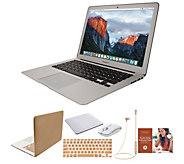 Apple MacBook Air 13 128GB Laptop w/ Clip Case, Voucher & Accessories - E232205