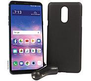 Tracfone LG Stylo 4 6.2 Smartphone w/ Case & 1500 Min/Text/Data - E232305