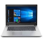 Lenovo 17.3 IdeaPad 330 Laptop - AMD A9, 8GB,1TB & Voucher - E295005