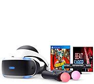 PlayStation VR Borderlands 2 and Beat Saberbundle - E298205