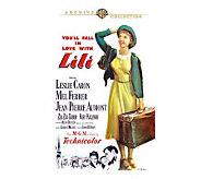 Lili (1953) - DVD - E271306