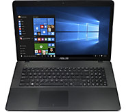 ASUS 17.3 Laptop - Quad-Core Pentium, 8GB RAM,1TB HDD - E292106