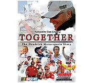 Together: The Hendrick Motorsports Story DVD - E263807