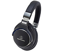 Audio-Technica Over-The-Ear High-Resolution Audio Headphones - E293807
