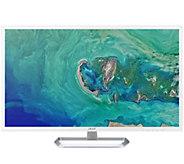 Acer 31.5 Awi LED Full HD Monitor - E296107