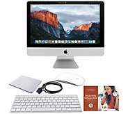 Apple iMac 21 1.6GHz Core i5 Dual-Core 8GB RAM 1TB HDD w/ Accessories - E232008